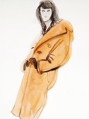 전설의 코트