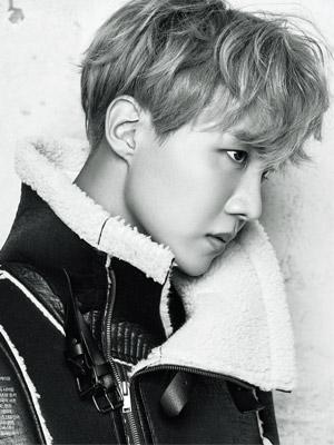 [SINGLES STAR] 1월호 방탄소년단 커버스토리 - 제이홉
