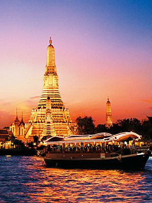 61층 루프탑에서 즐기는 만찬 반얀트리 방콕