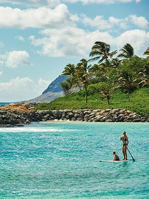 [특별한 휴가지] 하와이의 숨은 보석 코올리나에 문을 연 포시즌스