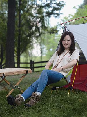 [걷는 여자] 프로 캠퍼 홍보경