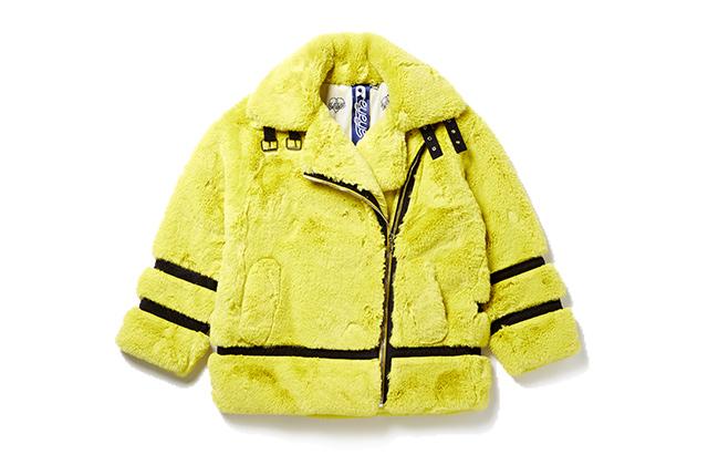 짙은 존재감, 페이크 퍼 재킷의 썸네일 이미지