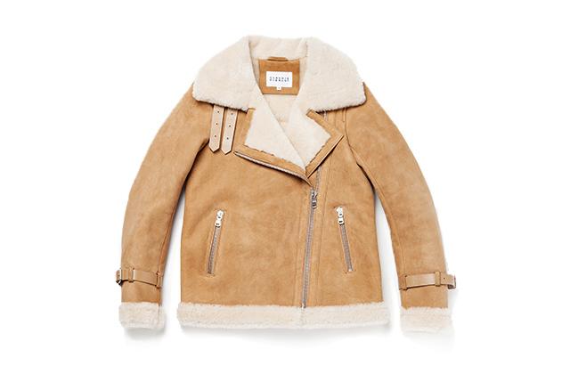 보들보들 시어링 재킷 의 썸네일 이미지