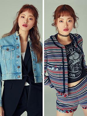 데님 vs 트위드, 무슨 재킷을 입을까