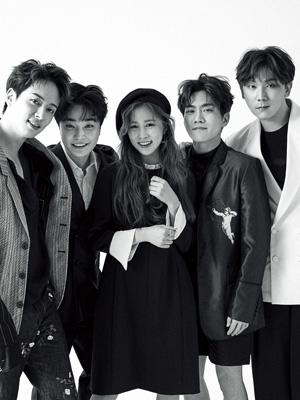 [SINGLES STAR] 지금 가장 핫한 가족 | 스타쉽 엔터테인먼트