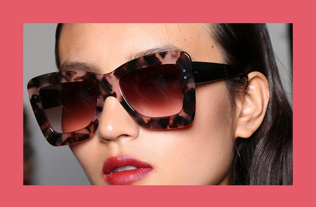 선글라스의 유행예감  의 썸네일 이미지
