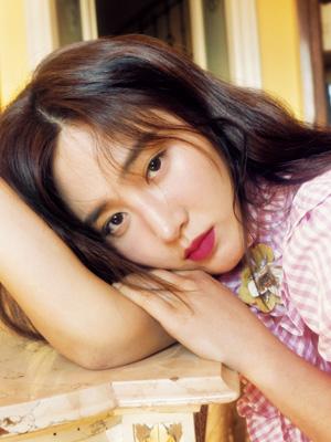 [SINGLES STAR] 싱글즈 6월호 '유리'의 뷰티 영상