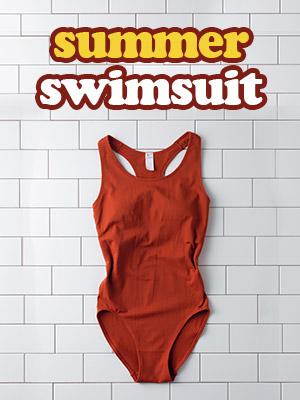 수영복, 준비됐나요?