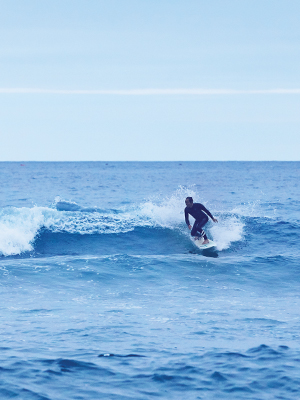 서핑과 아트의 나날