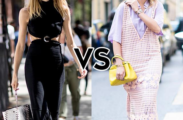 레이스 원피스 vs 블랙 드레스의 썸네일 이미지