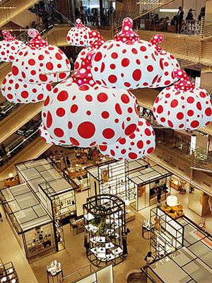 도쿄 긴자 식스를 즐기는 5가지 방법