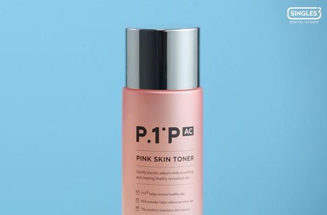 흔든만큼 예뻐지는 P1P.AC 핑크 스킨 토너가 출시됐어요!의 썸네일 이미지