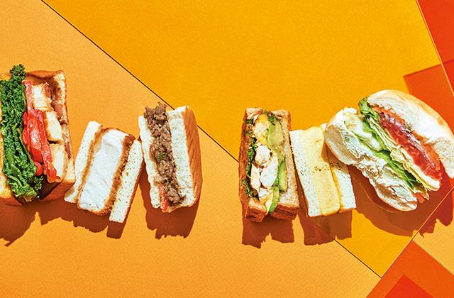 속 보이는 샌드위치의 썸네일 이미지