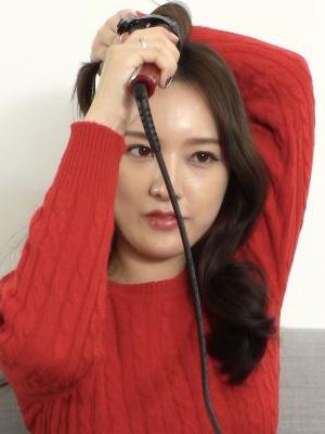 [BEAUTY] 비달사순 매직샤인 컬링 아이론 - 긴머리 웨이브편