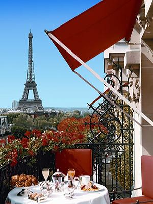 사랑이 솟아나는 세계의 로맨틱 호텔