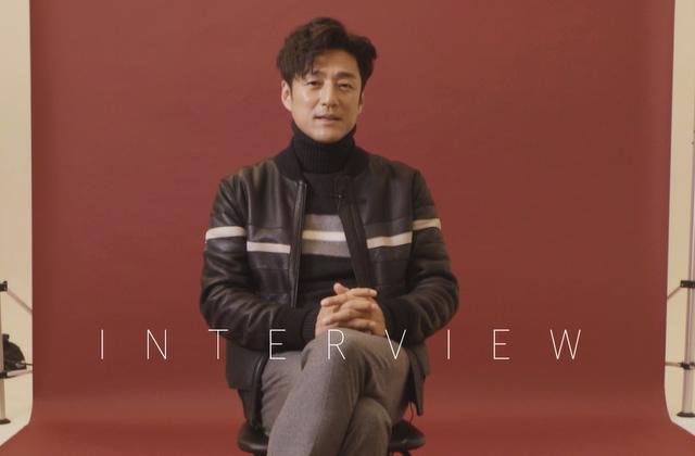 [SINGLES STAR] 싱글즈 2월호 지진희 인터뷰 영상의 썸네일 이미지