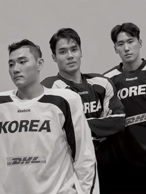 평창에서 쏘아 올린 꿈 ① 아이스하키 김원준, 조민호, 이돈구