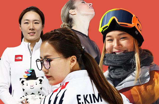 올림픽에서 본 멋진 여자들 의 썸네일 이미지