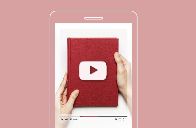 책 읽어주는 유튜브의 썸네일 이미지