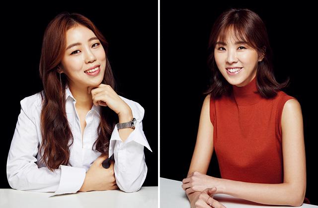 운동으로 행복을 찾다 1. 유지예, 김한나의 썸네일 이미지