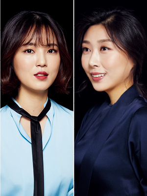 운동으로 행복을 찾다 2. 임혜리, 김민지