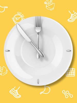 12시간 다이어트로 살이 빠진다?