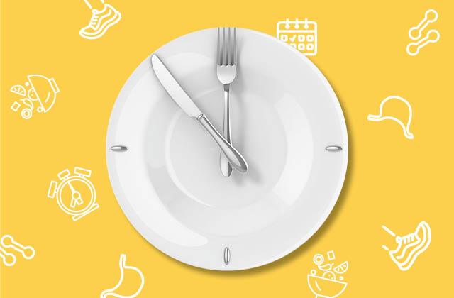 12시간 다이어트로 살이 빠진다?의 썸네일 이미지