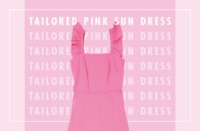 생기 넘치는 핑크 선드레스 4 WAYS의 썸네일 이미지