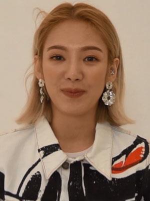 [SINGLES STAR] 싱글즈 14주년 스타릴레이 영상 - 효연