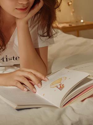 책과 사랑은 삶을 풍요롭게 한다
