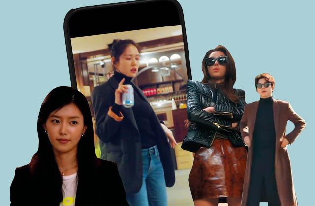 세기말 감성이 가득하던 그 때부터 지금까지, TV 드라마 속 패션 변천사.의 썸네일 이미지