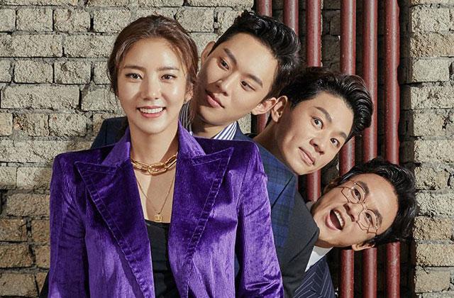 선선한 바람이 부는 가을의 어느 날, 10월 18일 개봉을 앞둔 영화 <배반의 장미>의 배우 김인권, 정상훈, 손담비, 김성철을 만났다. 평범한 가을날이 꽤 특별해졌다.의 썸네일 이미지