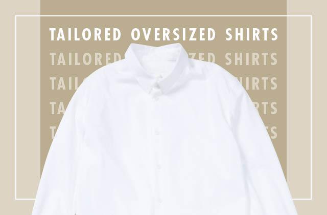 레이어드 하면 더 멋진 오버사이즈 셔츠 스타일링의 썸네일 이미지