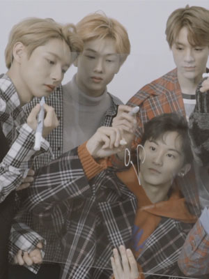 [SINGLES STAR] 10월호 NCT DREAM 화보 메이킹 영상