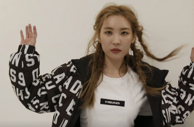 [SINGLES STAR] 싱글즈 11월호 선미와 헤드의 겨울의 썸네일 이미지