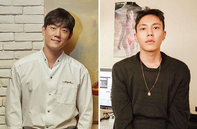 지금 가장 핫한 서울 남자들 1. 박성우, JIIN의 썸네일 이미지