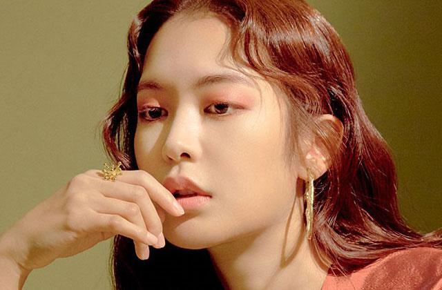 ROSY DAYS, 배우 정유진의 빛깔의 썸네일 이미지