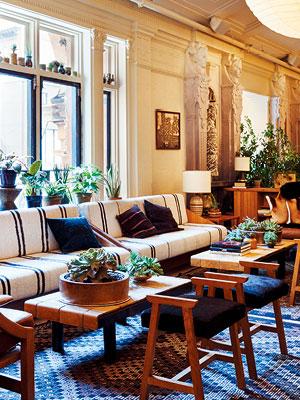 뉴욕 힙스터들의 아지트, 프리핸드 호텔