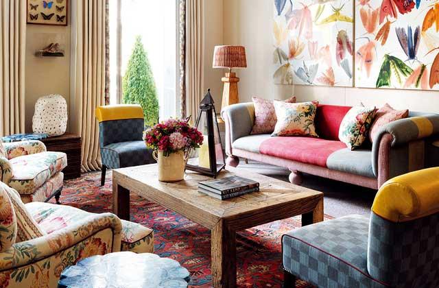 런던과 파리의 로맨틱 부티크 호텔의 썸네일 이미지