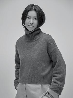 삼성패션디자인펀드 수상자 디자이너 표지영을 만나다