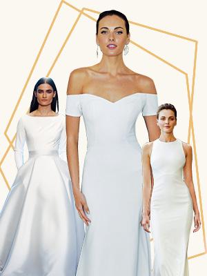 예비신부 주목! 올 상반기 추천 드레스 3