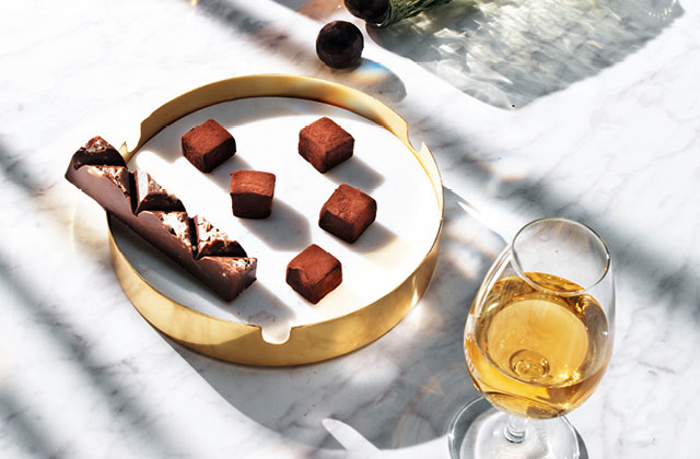 카카오 초콜릿과 어울리는 위스키는?의 썸네일 이미지