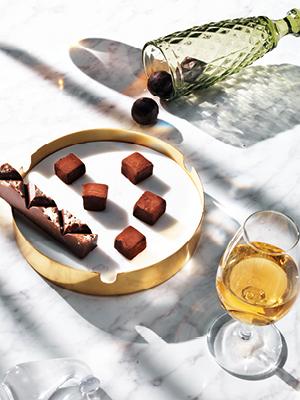 카카오 초콜릿과 어울리는 위스키는?