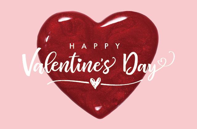 손끝까지 달달한 #발렌타인 네일의 썸네일 이미지