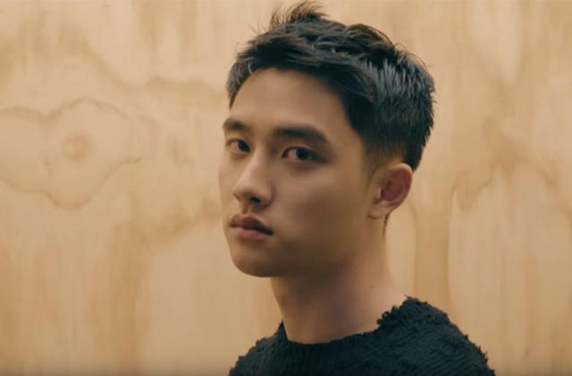 [SINGLES STAR] 도경수 화보 메이킹 영상