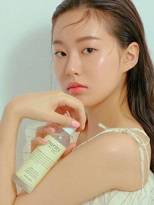 배우 박유나의 주이시 메이크업