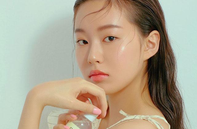 배우 박유나의 주이시 메이크업의 썸네일 이미지