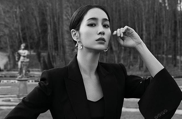배우 이민정의 스프링 룩 의 썸네일 이미지