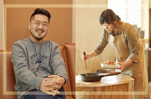 F&B 콘텐츠를 만드는 리더 1. 김화중 대표, 박종철 대표의 썸네일 이미지