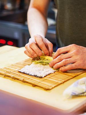맛있는 한 입, 후토마키의 썸네일 이미지